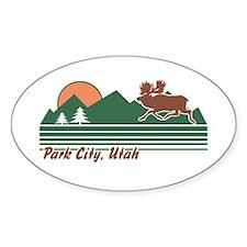 Park City Utah Decal