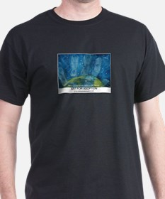 Whole World in His Hands Black T-Shirt