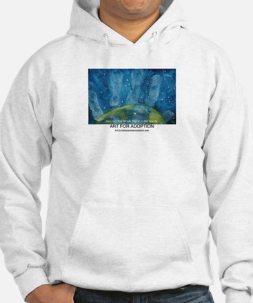 Whole World in His Hands Hoodie