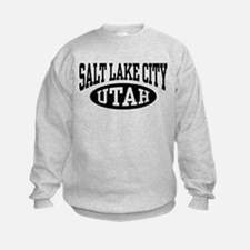 Salt Lake City Utah Sweatshirt