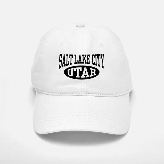 Salt Lake City Utah Baseball Baseball Cap