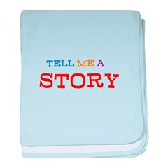 Tell Me A Story baby blanket