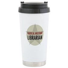 Radical Librarian Travel Mug