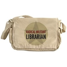Radical Librarian Messenger Bag