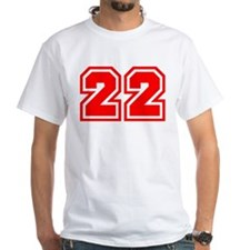 Varsity Number 22 (Red) Premium Shirt