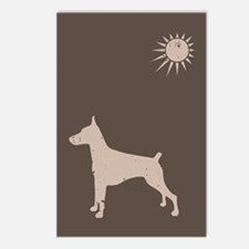 A Dog in the Sun Postcards (Package of 8)