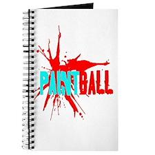 Unique Paintball Journal
