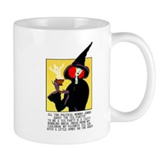 Cute Ghost politics Mug