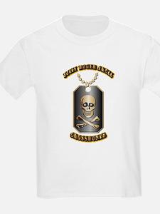 Jolly Roger Skull and Crossbones T-Shirt