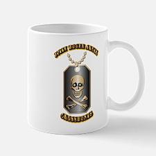 Jolly Roger Skull and Crossbones Mug