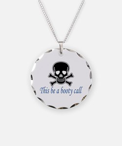 Pirate Booty Call Necklace
