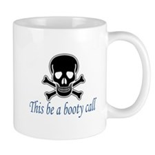 Pirate Booty Call Mug