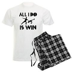 All I do is Win Figureskate Pajamas