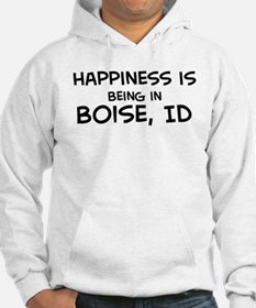 Happiness is Boise Hoodie