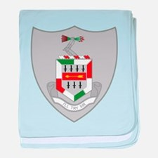 Unique 5th infantry baby blanket