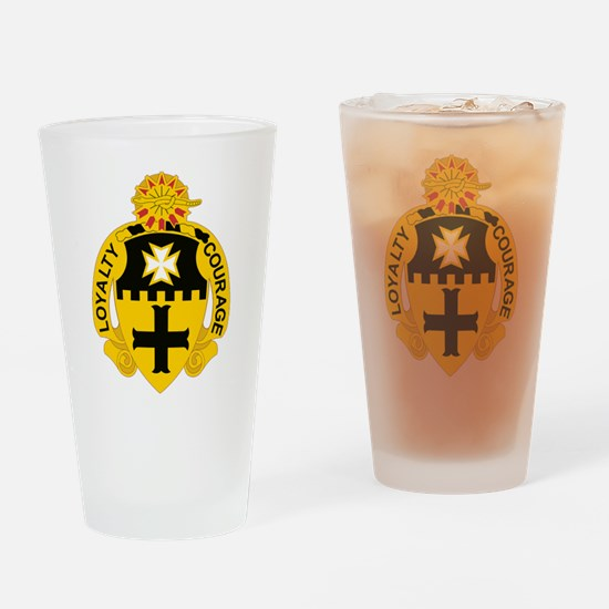 Cool Fifth army Drinking Glass