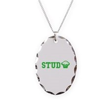 Stud Muffin Necklace