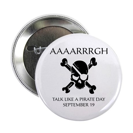 "Pirate Day 2.25"" Button"