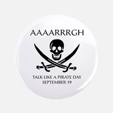 "Pirate Day 3.5"" Button (100 pack)"