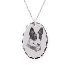 Necklace, cattle dog