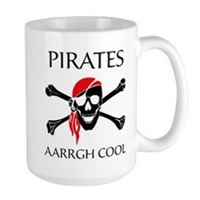 Pirates aarrgh cool Mug