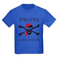 Pirates aarrgh cool T