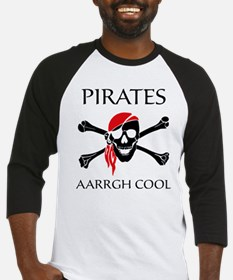 Pirates aarrgh cool Baseball Jersey
