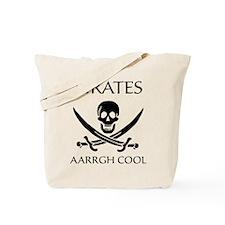 Pirate aarrgh cool Tote Bag