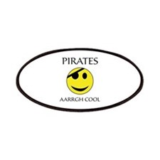 Pirate aarrgh cool Patches