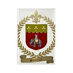 SONNIER Family Crest Rectangle Magnet (10 pack)