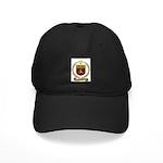SONNIER Family Crest Black Cap