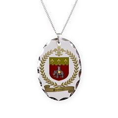 SONNIER Family Crest Necklace
