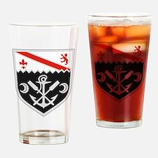 Unique Combat engineer Drinking Glass