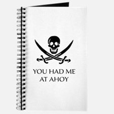Pirate Ahoy Journal