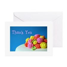 Thank You in Cake Greeting Cards (Pk of 10)