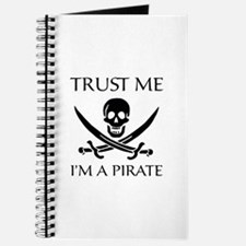 Trust Me I'm a Pirate Journal