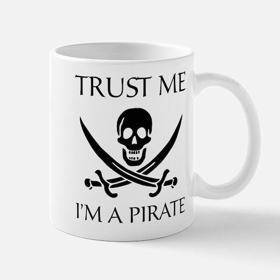 Trust Me I'm a Pirate Mug