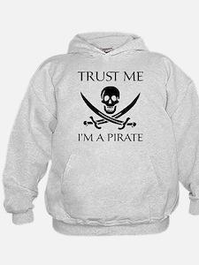 Trust Me I'm a Pirate Hoodie