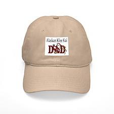 Alaskan Klee Kai Baseball Cap