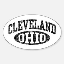 Cleveland Ohio Decal