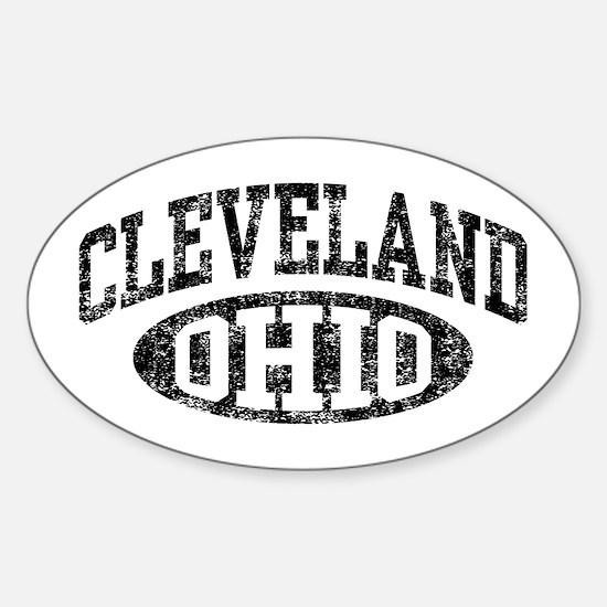 Made In Ohio Bumper Stickers CafePress - Custom vinyl decals cleveland ohio