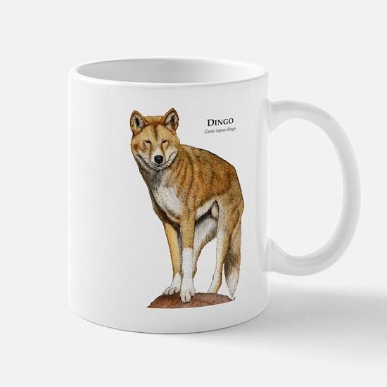 Dingo Mug