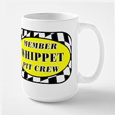 Whippet PIT CREW Mug