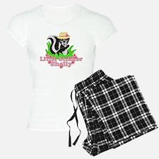 Little Stinker Shelly Pajamas