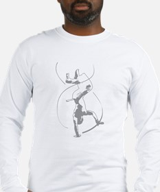 Capoeira Long Sleeve T-Shirt