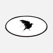 Grunge Bird Patches