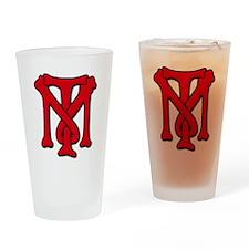 Tony Montoya Scarface TM Drinking Glass