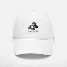CODE MONKEY - Baseball Baseball Cap