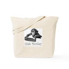 CODE MONKEY - Tote Bag