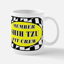 Shih Tzu PIT CREW Mug